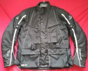 HEIN GERICKE TRICKY GORETEX MOTORCYCLE JACKET UK 46 Inch Chest  EU 58